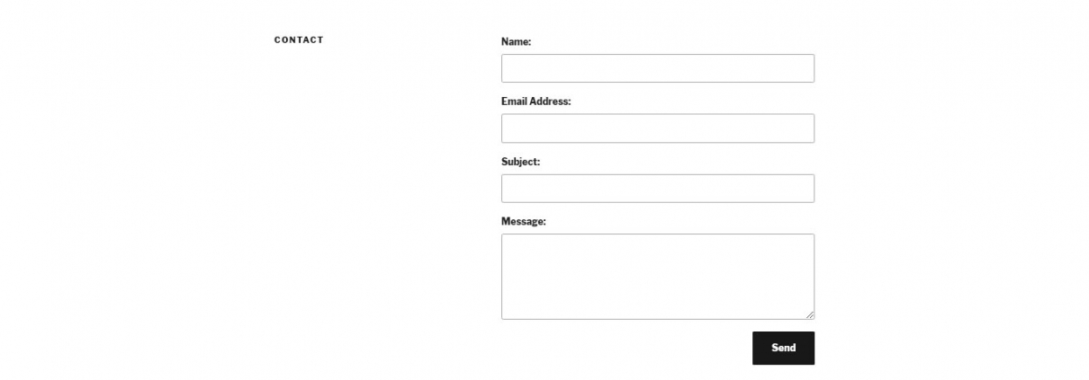How to create a contact form plugin in WordPress